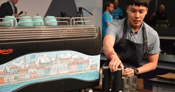 Arnon Thitiprasert_World Latte Art Championship  2015_